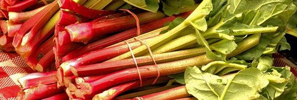Brambleberry Farm FROZEN Rhubarb
