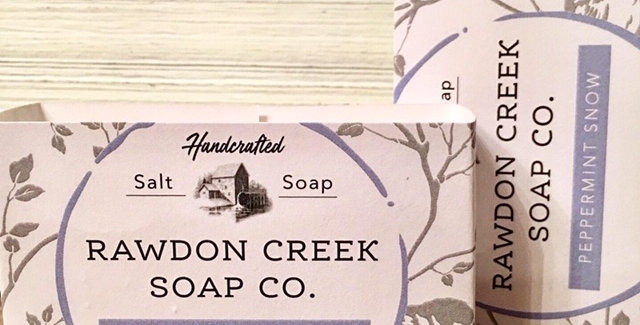 Rawdon Creek Salt Soap