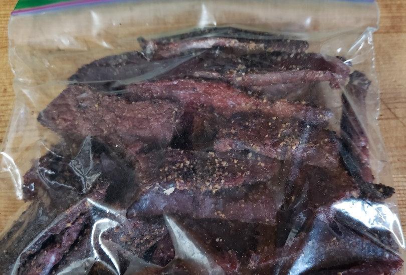 Russett Farms Fresh Beef Jerky