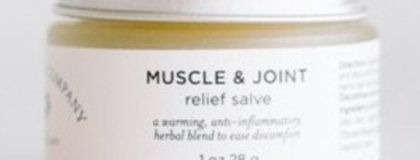 Sunday's Company Muscle & Joint Salve