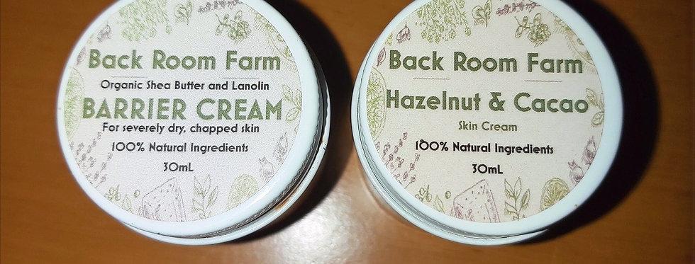 Back Room Farm Protective Hand Creams