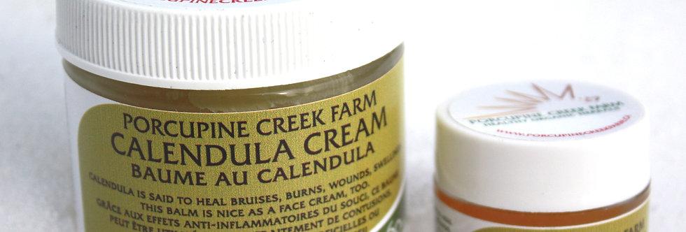 Porcupine Creek Calendula Cream