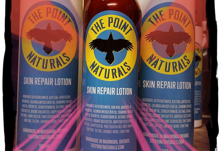 The Point Naturals Skin Repair Lotion