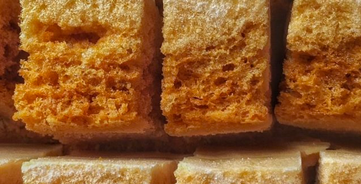 Centre and Main Maple Sponge Toffee