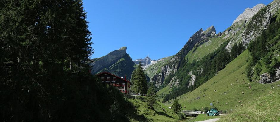 Im Alpstein wandern