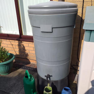 Water butts Church and congregations