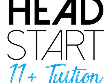 Headstart 11+ Tuition: Our Story