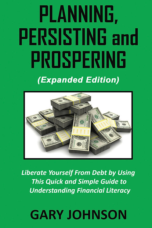 Planning Persisting & Prospering