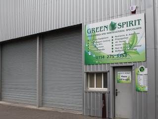 Retailer Of The Month - Green Spirit
