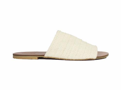 Sandália Manual - Cru