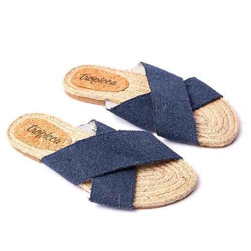 Sandália Mestiça Azul
