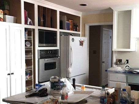 Pre/Post Home Renovation Advice