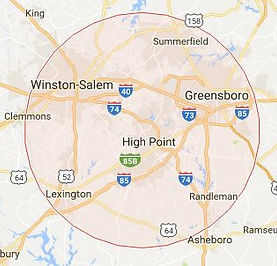 MAIDinNC residential, home, house and apartment cleaning services in the Archdale, Colfax, High Point, Greensboro, Jamestown, Kernersville, Lake Jeanette, Oak Ridge, Summersville, Trinity, NC area.