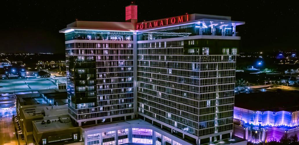 Potawatomi hotel 1