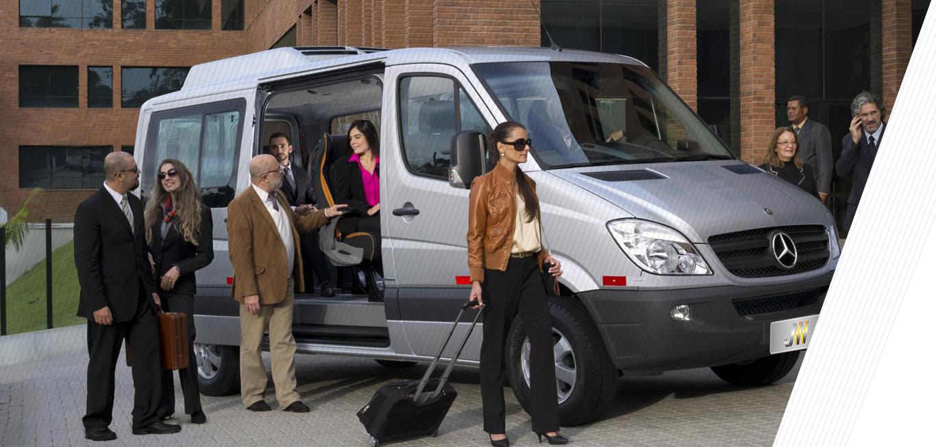 Transporte Corporativo e Eventos