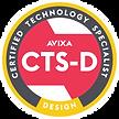 AVIXA CTS-D (Design)
