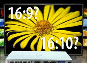 Can You Choose…16:9 or 16:10?