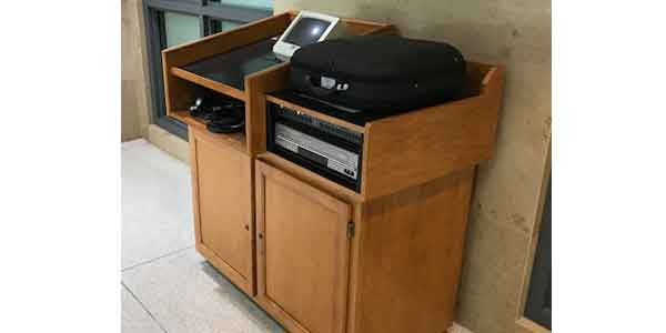 ExhibitOne Retired Analog AV Equipment