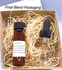 Packaging and Delivery of Custom Scent