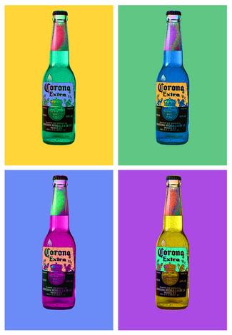 Corona Bottles