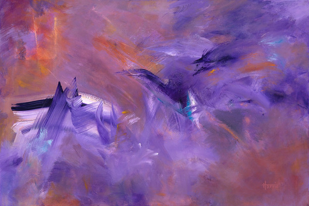 Emotions in Purple