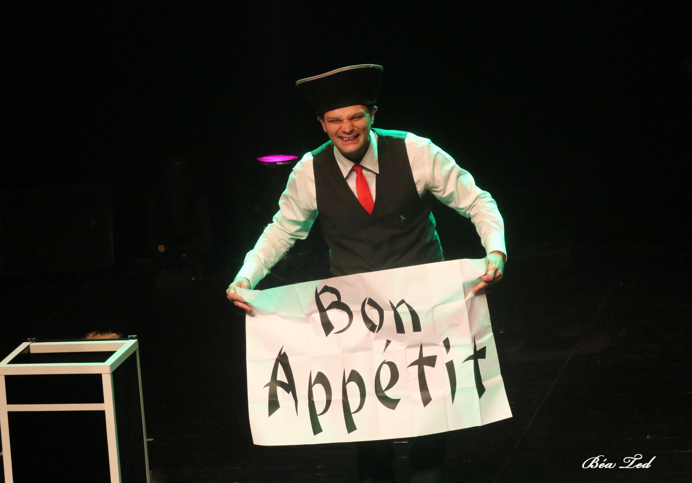 Kristof ChapO Bon Appétit