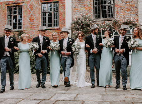 How To Make The Most of Your Wedding Day Group Photos