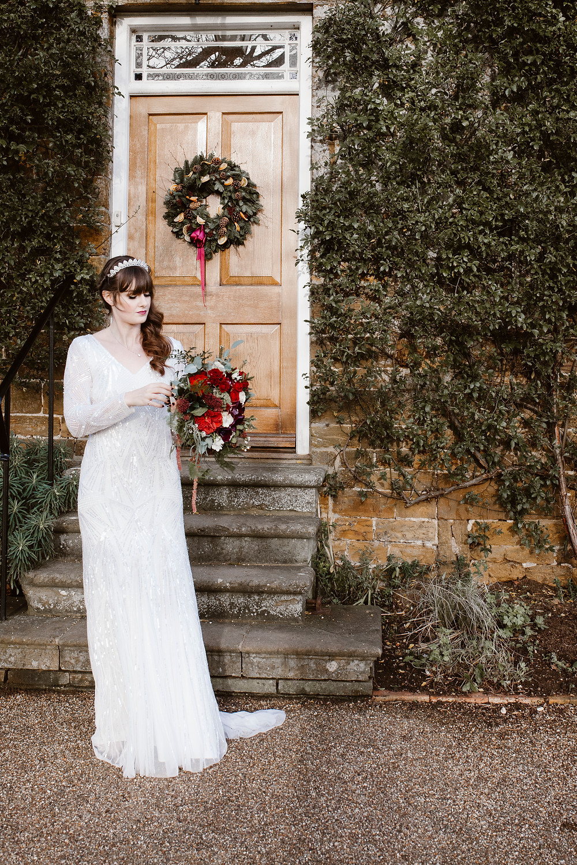 Christmas Weddings, winter wonderland wedding