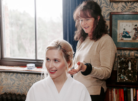 Top Tens Tips For Perfect Bridal Prep Photo's