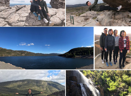 Grampians, a world within a national park