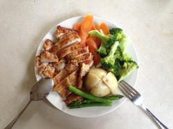 Lunch/supper 2