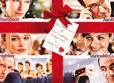 ''Love actually'' 2003, the ultimate romantic movie