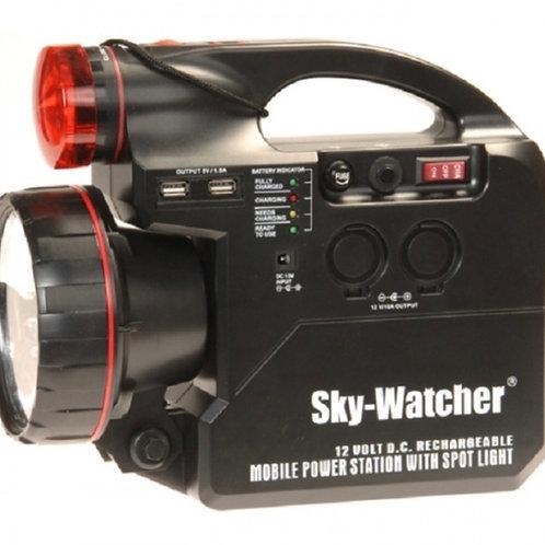 SKY-WATCHER 7AH RECHARGEABLE POWER TANK SKY-WATCHER 7AH RECHARGEABLE POWER TANK