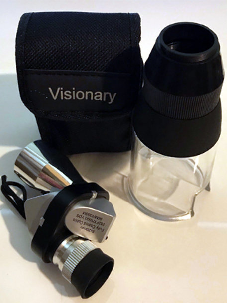 Visionary 8x20 TM monocular with microstand