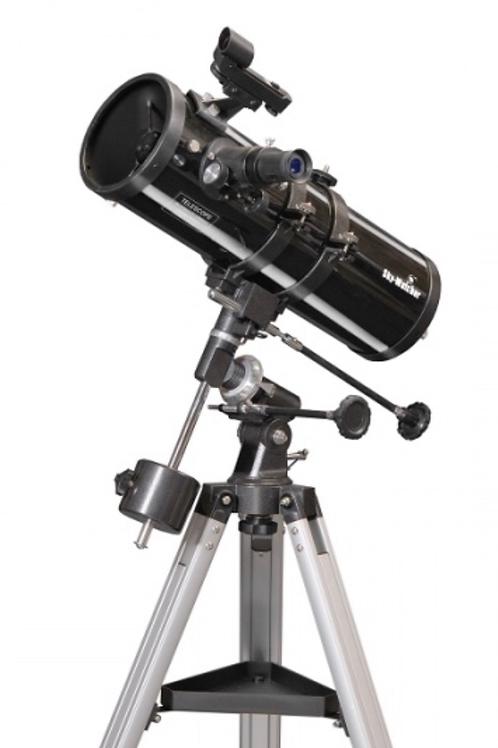 """SKYHAWK-1145P 114MM (4.5"""") F/500 PARABOLIC NEWTONIAN REFLECTOR TELESCOPE  SKYHA"""