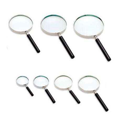 Classic G Magnifiers. Glass lens  50mm 3.5x mag