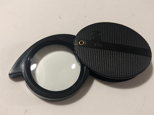 Plastic loupe magnifier 5x mag. 25mm