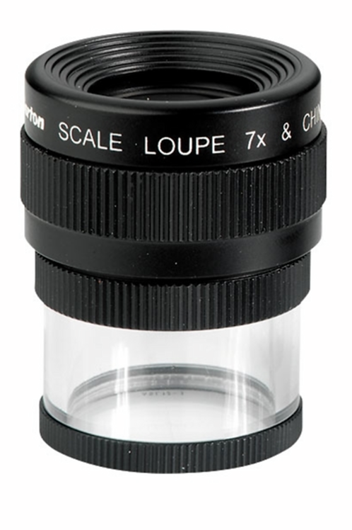 Scale Loupe 7x 25mm