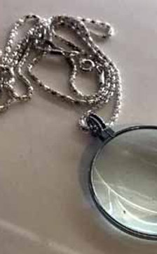 Necklace Magnifier