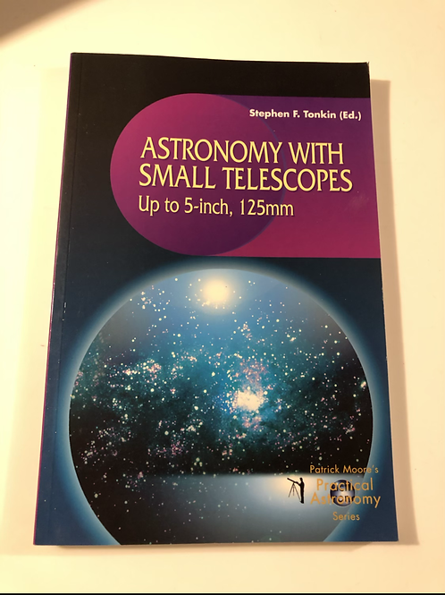 Astronomy with small telescopes.