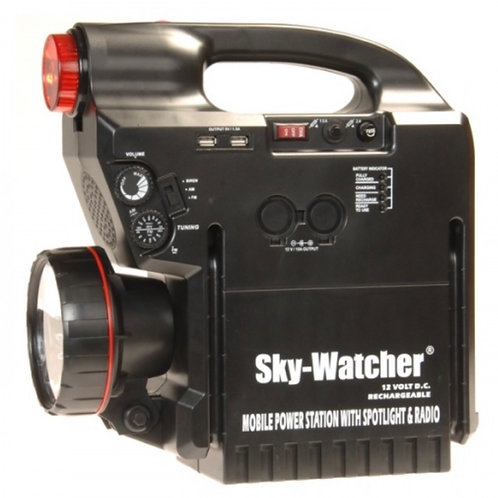 SKY-WATCHER 17AH RECHARGEABLE POWER TANK SKY-WATCHER 17AH RECHARGEABLE POWER TAN