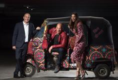 Vin Diesel & Deepika Padukone