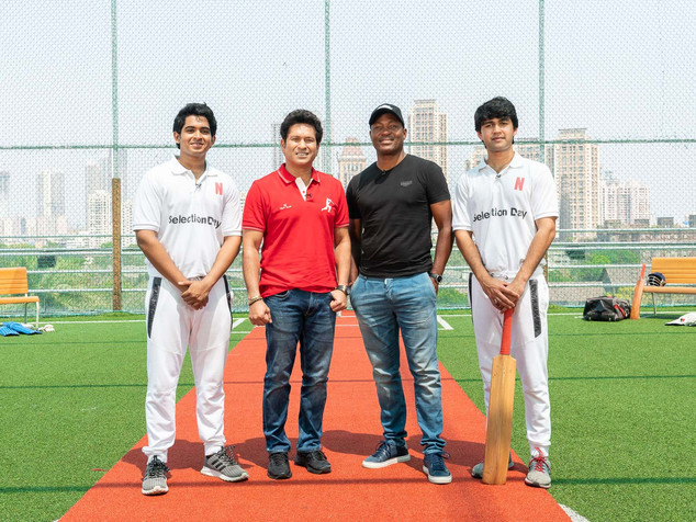 Sachin Tendulkar & Brian Lara x Selection Day