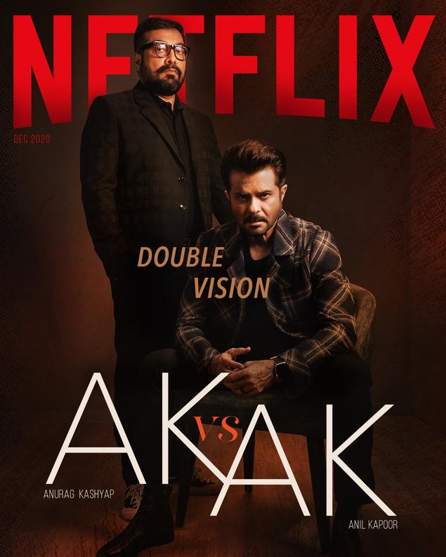 AK Vs AK for Netflix India