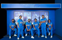 Nike ODI Jersey Launch