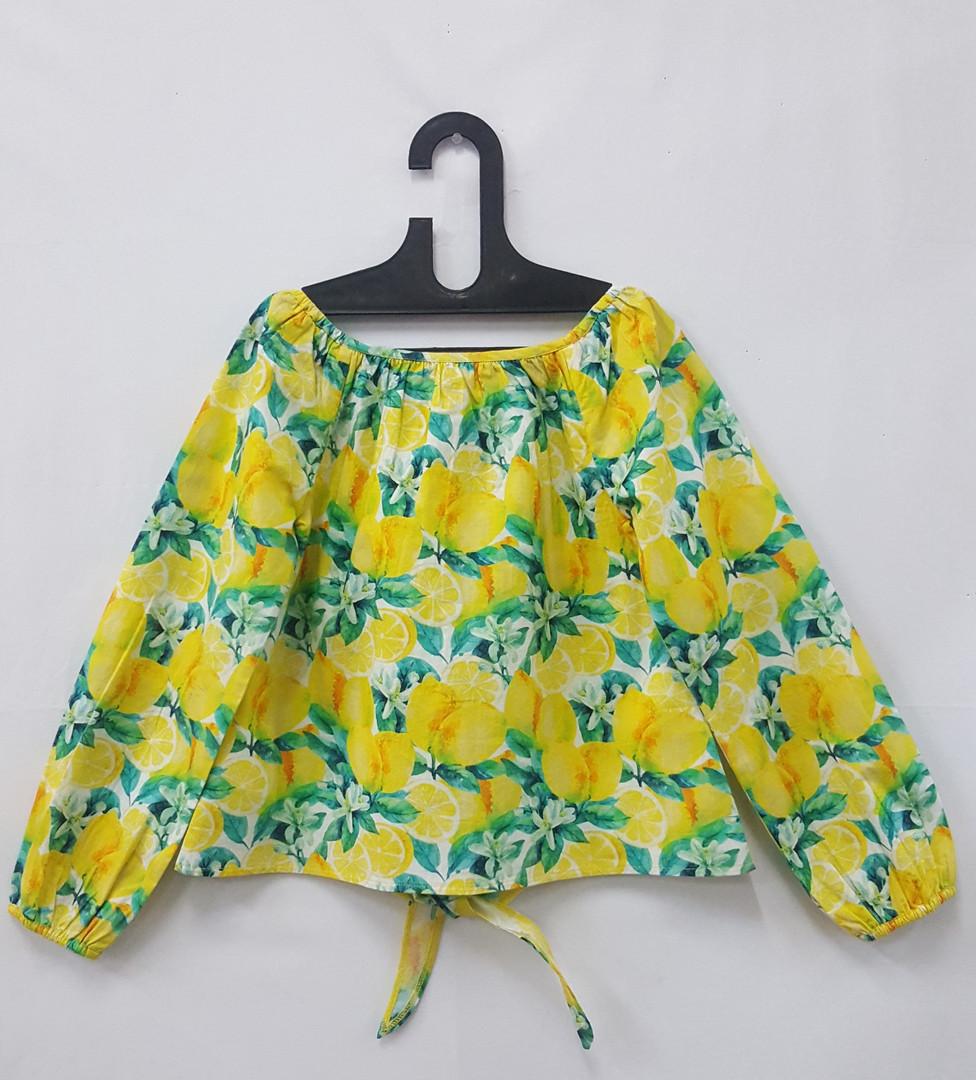 Floral Top-Ratan Textiles