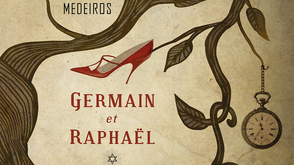 Les Crèvecoeur : Germain and Raphael (Book 2)