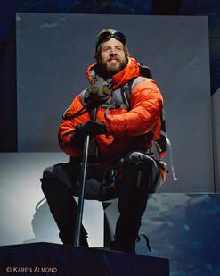 "Rob Hall, ""Everest"""