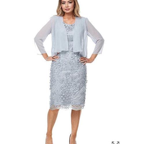 Layla Jones LJ0105 Dress & Jacket Set