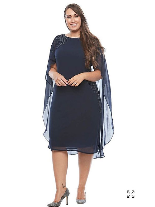 Layla Jones Midnight LJ0329 Dress